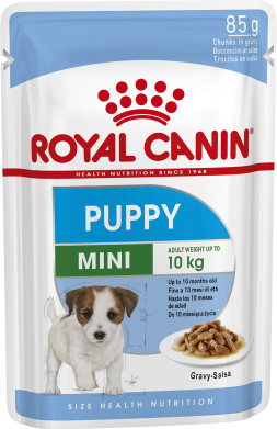 Mini Puppy (in gravy)