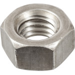 18-8 Stainless Steel Hex Machine Screw Nuts (Commercial & Industrial Program)