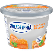 Philadelphia Smoked Salmon Cream Cheese Product