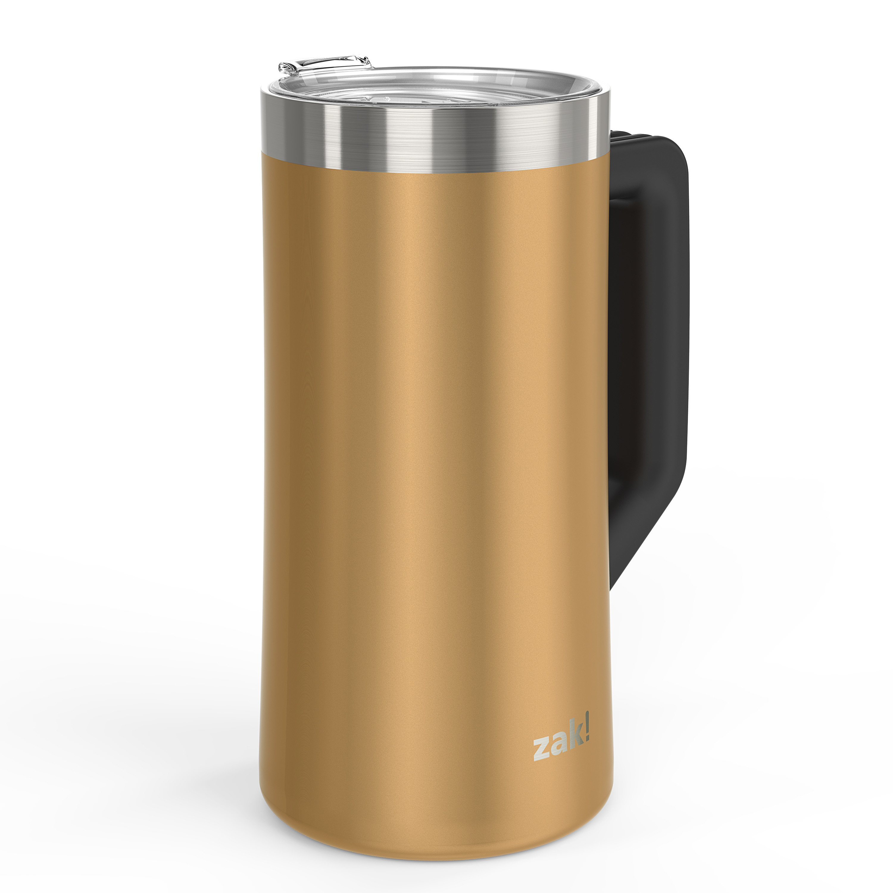 Creston 25 ounce Stainless Steel Vacuum Insulated Beer Stein, Copper slideshow image 4