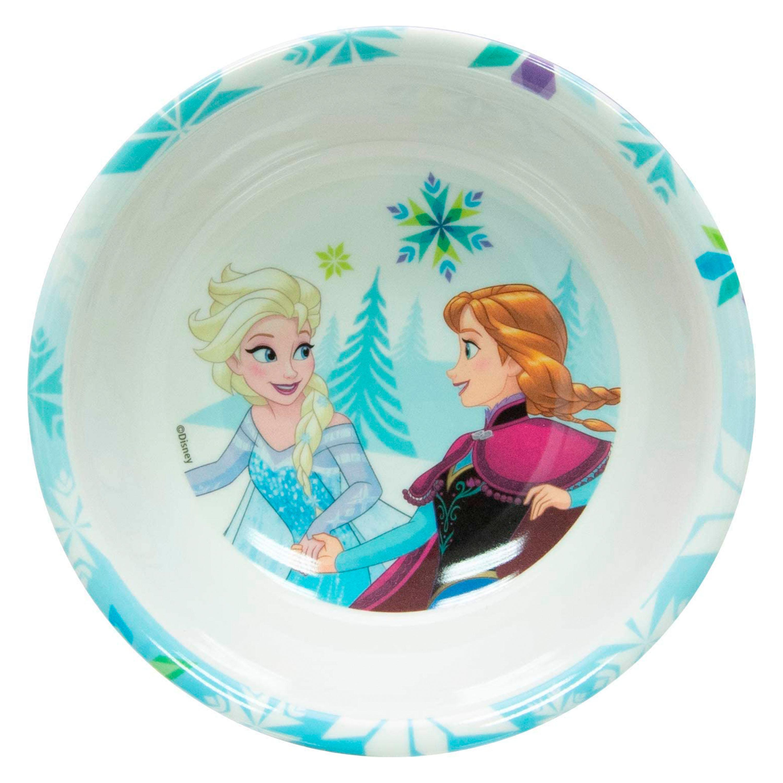 Disney Frozen Dinnerware Set, Anna and Elsa, 5-piece set slideshow image 7