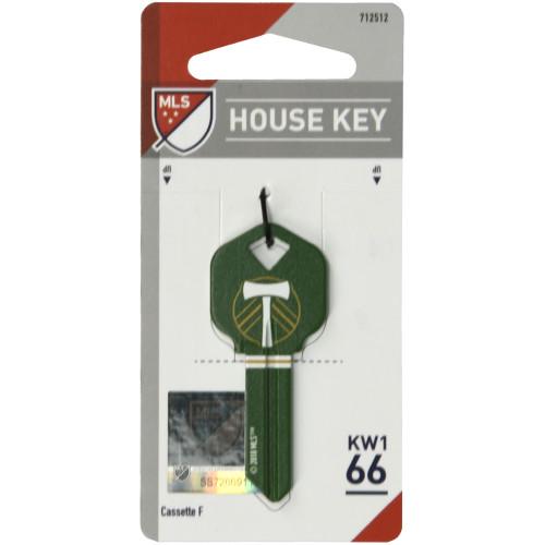 Portland Timbers Key Blank (KW1)