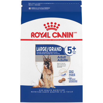 Royal Canin Size Health Nutrition Large Adult 5+ Dry Dog Food