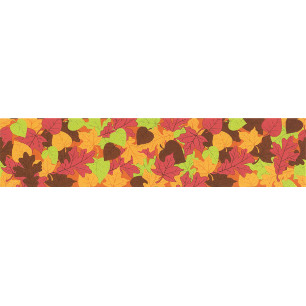 Shimmer Leaves Edible Image® Designer Prints®