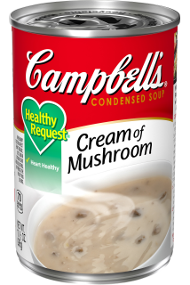 Healthy Request® Cream of Mushroom Soup