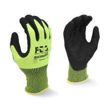 Radians RWG31 FDG Coating High Visibility Work Glove