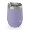 Palisades 11.5 ounce Vacuum Insulated Stainless Steel Tumbler, Iris, 3-piece set slideshow image 2