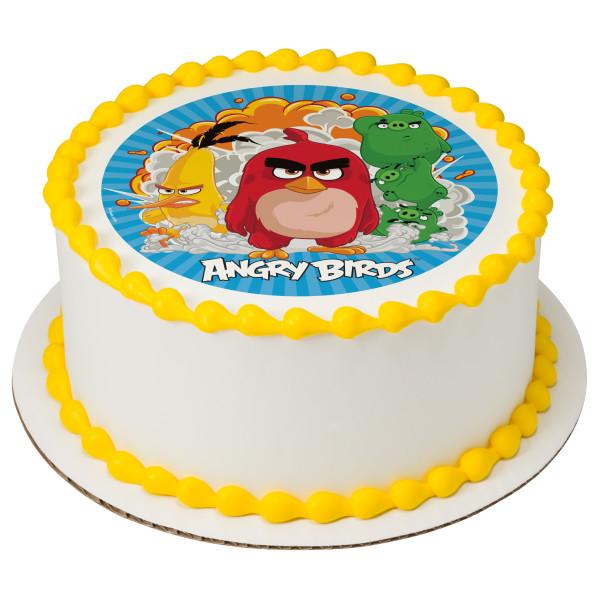 Angry Birds™ Boom! PhotoCake® Edible Image®
