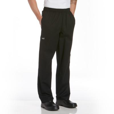 Unisex Classic Cotton Blend Chef Pant-Chefwear
