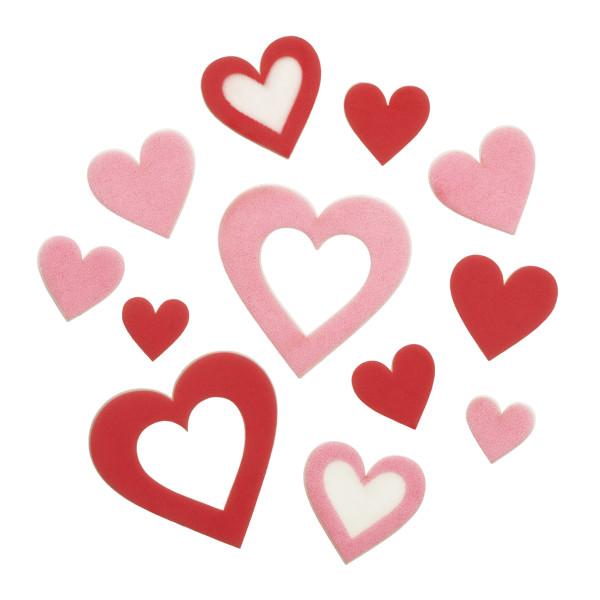 Sweet Hearts Variety Fondant Sweet Shapes®