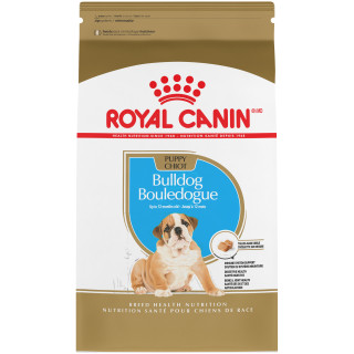 Bulldog Puppy Dry Dog Food