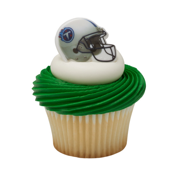 NFL Tennessee Titans Cupcake Rings