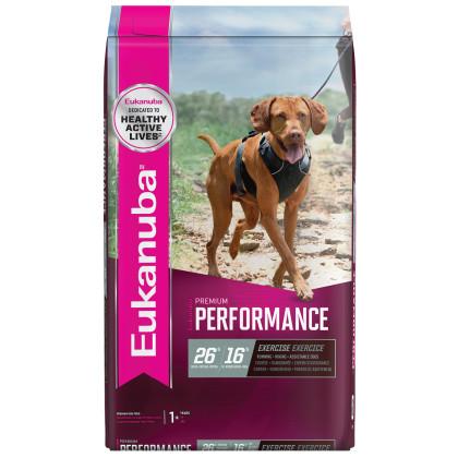 Premium Performance 26/16 Exercise Dry Dog Food