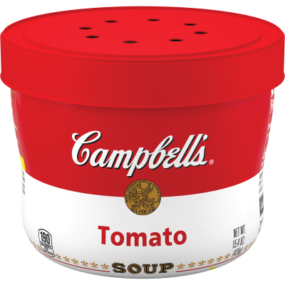 Tomato Soup Microwavable Bowl