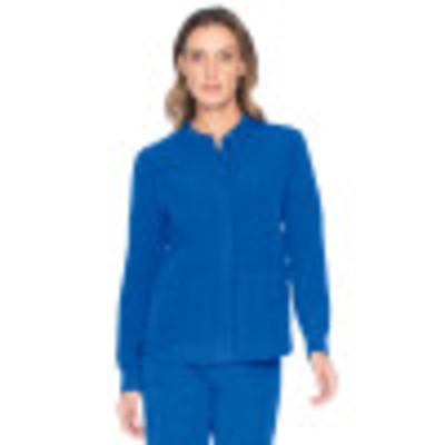 Urbane ICON NEW Zipper Scrub Jacket-9736-Urbane