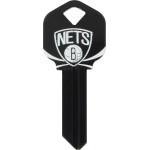 Brooklyn Nets Key Blanks