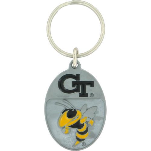 Georgia Tech Key Ring