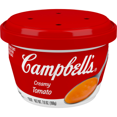 Creamy Tomato Soup Mini Cups