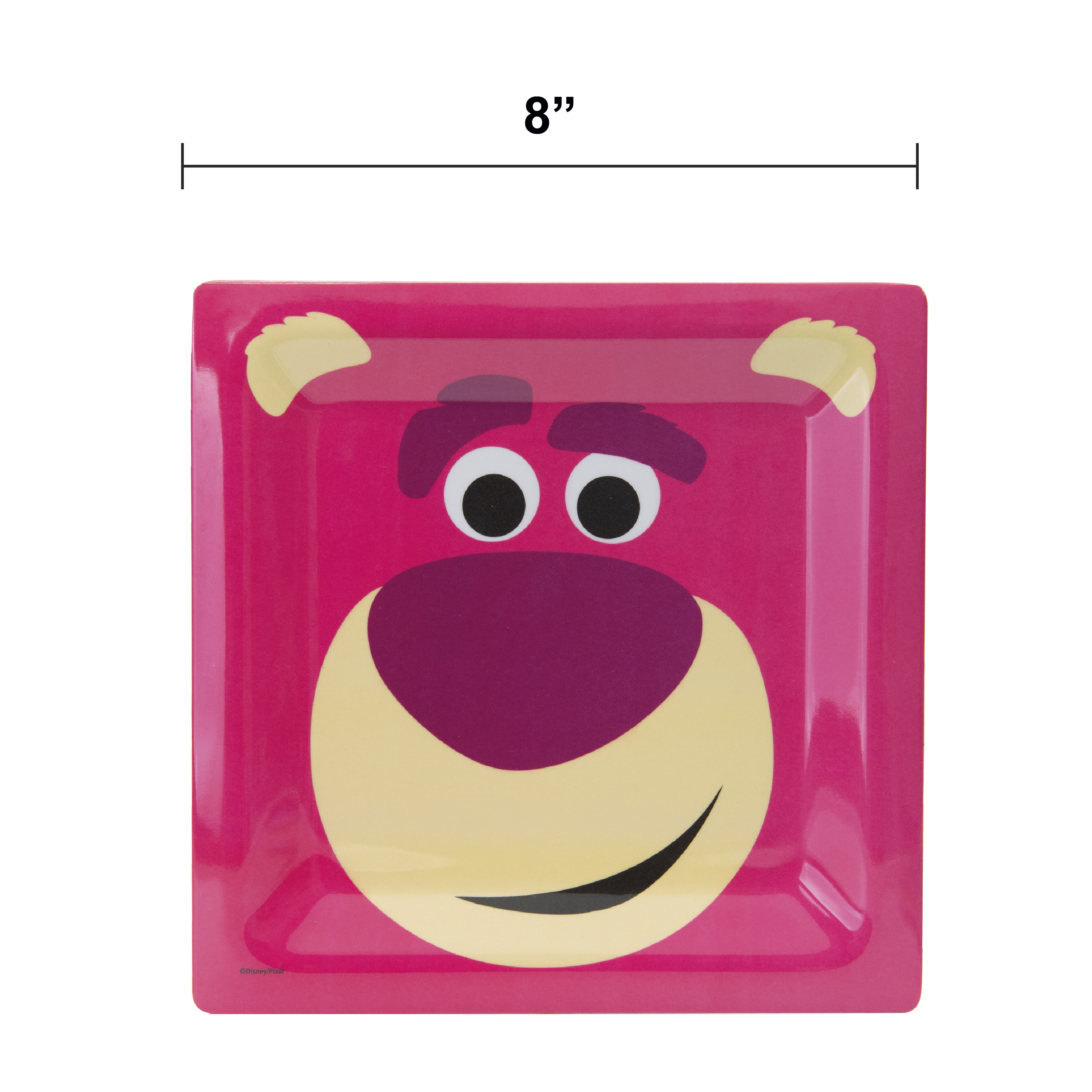 Disney and Pixar Toy Story 4 Plate and Bowl Set, Lotso, 2-piece set slideshow image 8