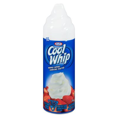 COOL WHIP Regular Whipped Topping Aerosol