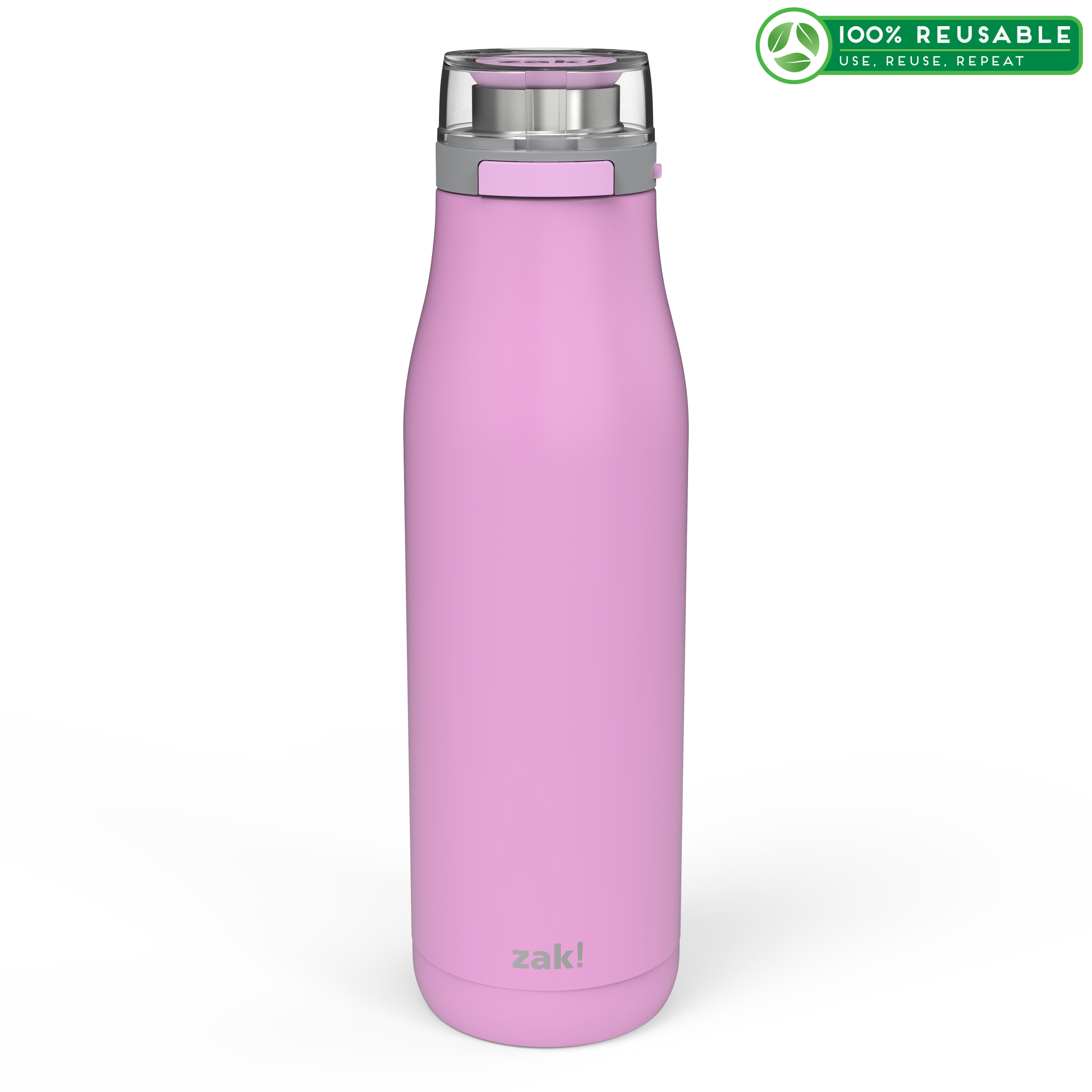 Kiona 29 ounce Vacuum Insulated Stainless Steel Tumbler, Lilac slideshow image 1