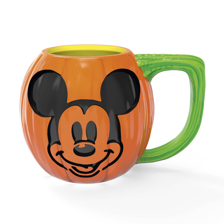 Disney 15 ounce Coffee Mug and Spoon, Mickey Mouse slideshow image 5
