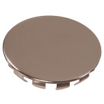 """Nickel-Plated Metal Hole Plug (1/4"""")"""