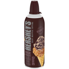 Hershey's Whipped Milk Chocolate Topping 7 oz Can