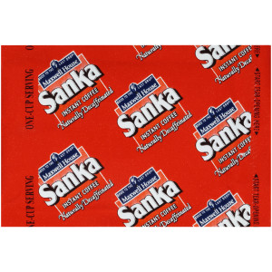 SANKA Instant Decaf Coffee, 6.7 oz. Packet (Pack of 500) image