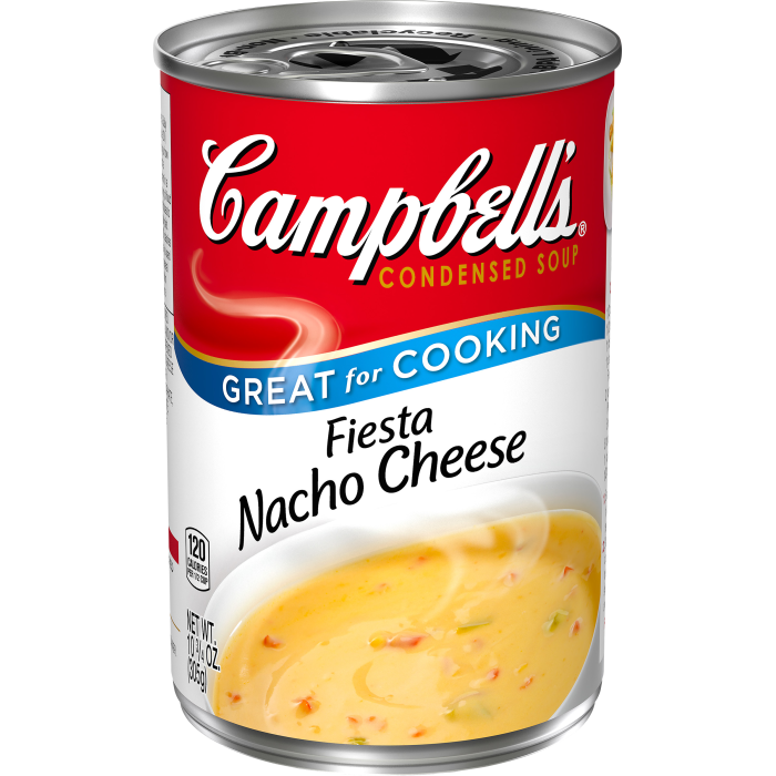 Nacho Cheese Soup