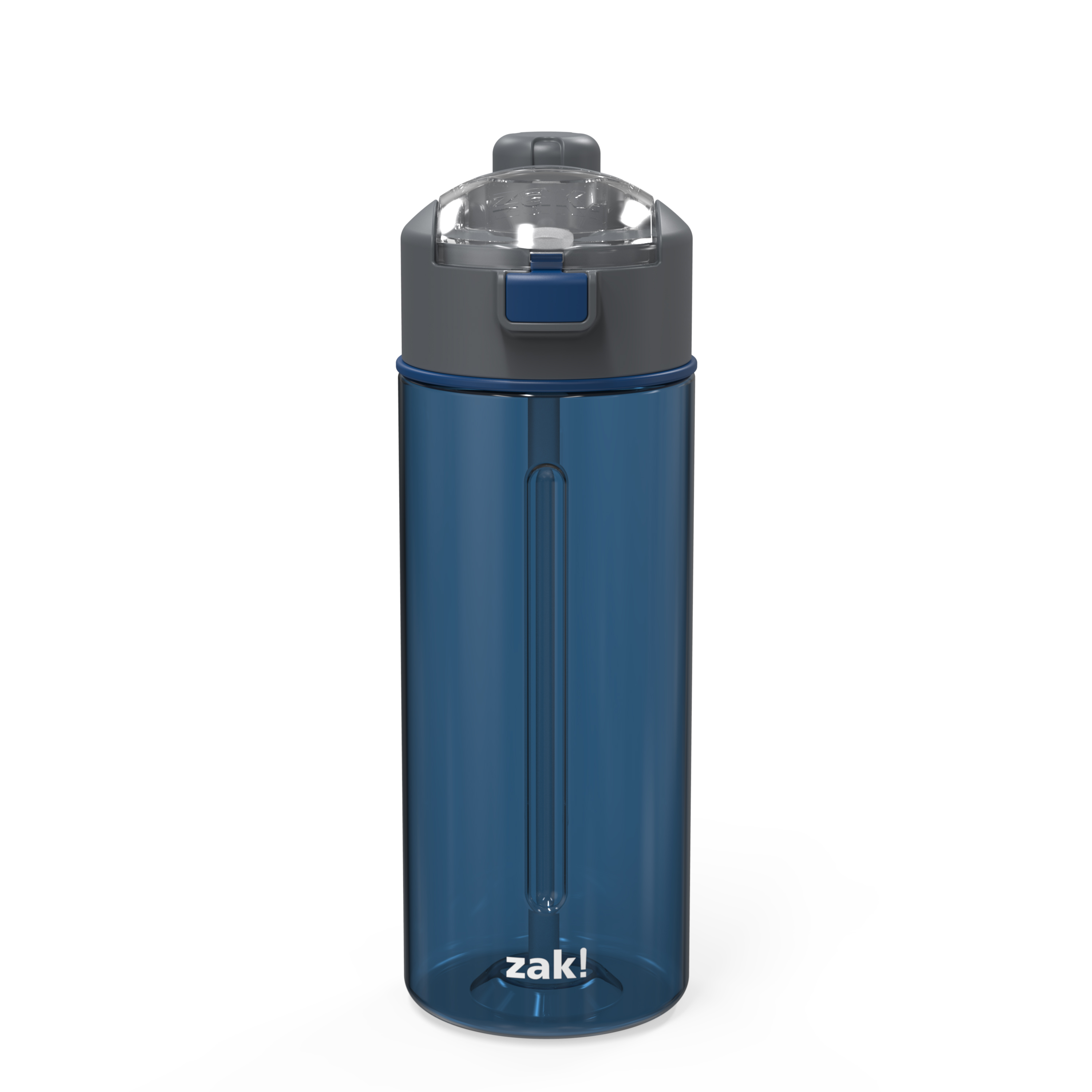 Genesis 24 ounce Water Bottle, Indigo slideshow image 3