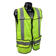 Radwear USA LHV-5-PC-ZR-EMS EMS Safety Vest