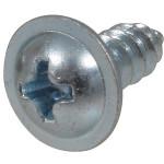 """#6 Wheel Molding Screw (#8 x 3/8"""")"""