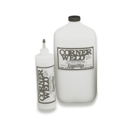 Corner Weld Glue White - 1 pint