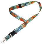 Koi Fish Neck Breakaway Lanyard