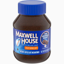 Maxwell House Original Roast Instant Coffee 4 oz Jar
