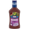 Kraft Balsamic Vinaigrette Dressing 16 fl oz Bottle