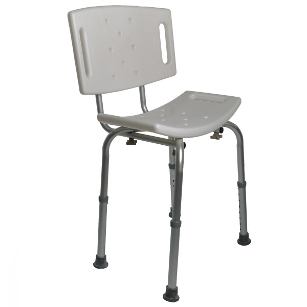 7003 Bath Safety Seat with Backrest