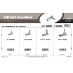 "Ball Joint Assemblies Assortment (#10-32 thru 3/8""-24)"