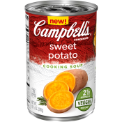 Sweet Potato Cooking Soup