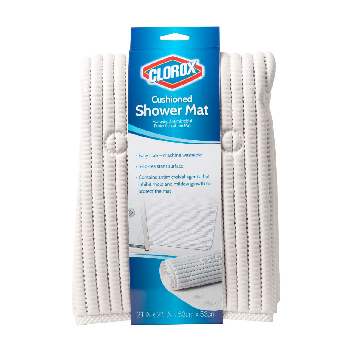 Clorox™ Cushioned Bath Mat