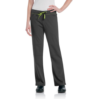 Urbane Ultra Straight Leg Scrub Pants for Women: Modern Tailored Fit, Luxe Soft Twill Stretch, Medical Scrubs 9318-