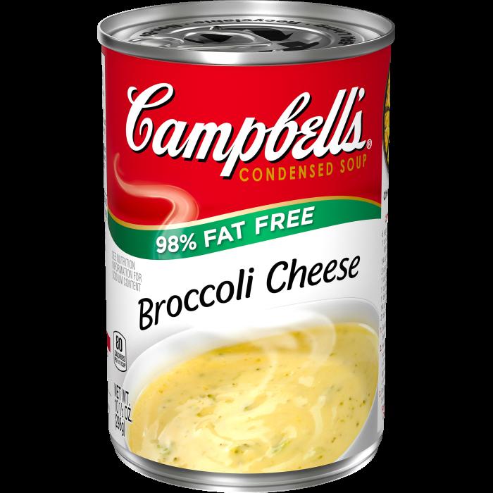98% Fat Free Broccoli CheeseSoup