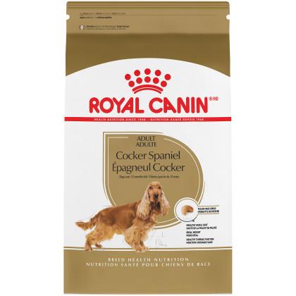 Cocker Spaniel Adult Dry Dog Food
