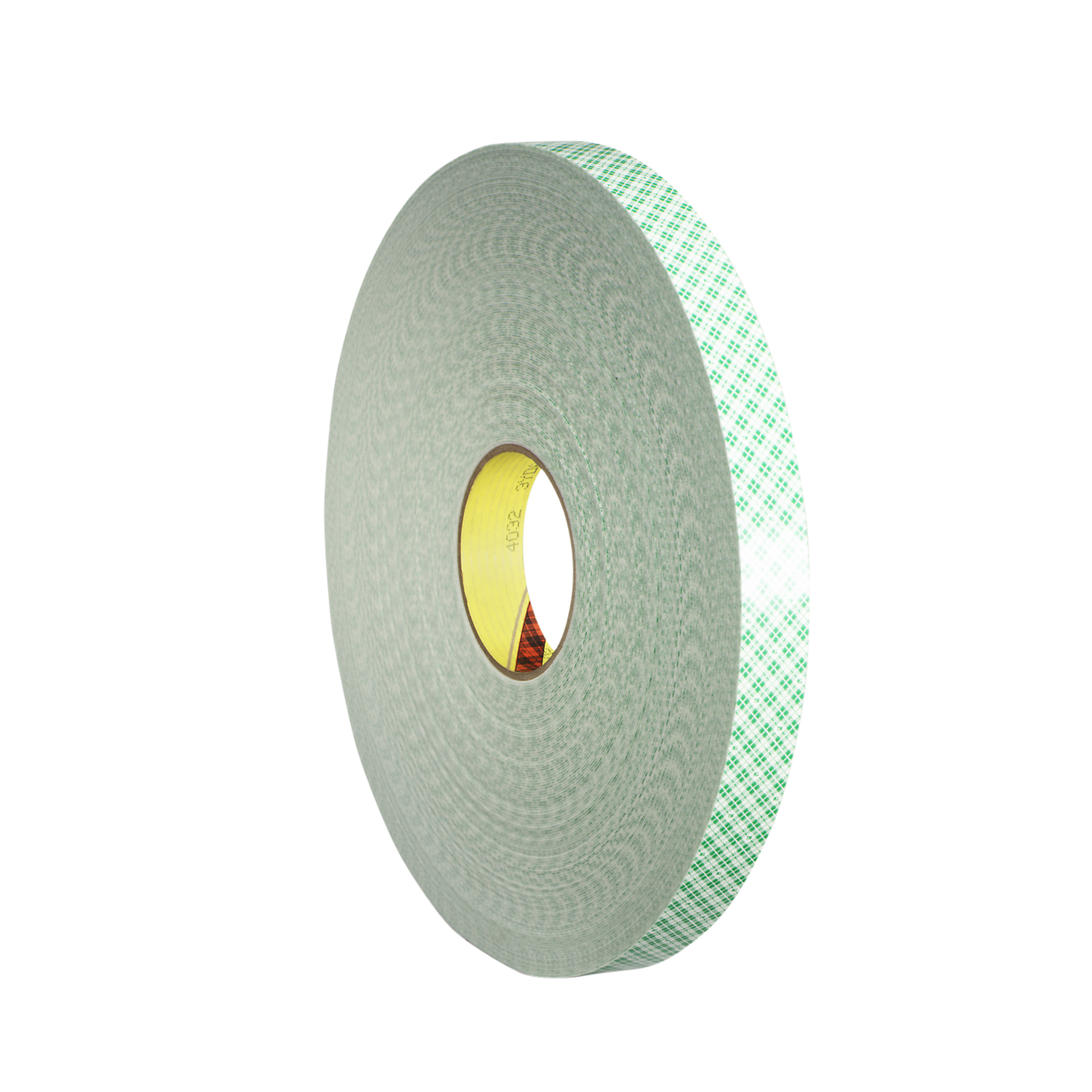 3M™ Double Coated Urethane Foam Tape 4032, Off White, 31 mil, Roll, Config