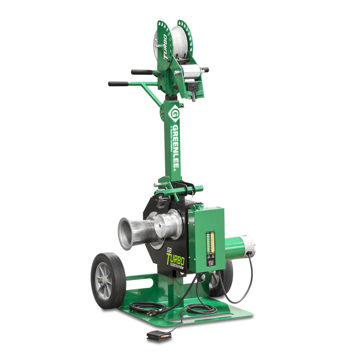 G6 GREENLEE TURBO CABLE PULLER 6000 LB RATED