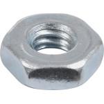 Zinc-Plated Hex Machine Screw Nuts