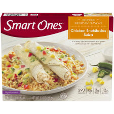 Smart Ones Chicken Enchilada Suiza 9 oz Box
