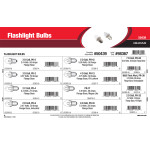 Flashlight Bulbs Assortment