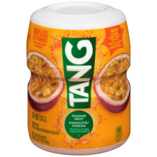 Tang Passion Fruit Powdered Soft Drink 18 oz Canister